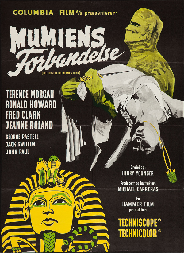 The Curse of the Mummy's Tomb 27