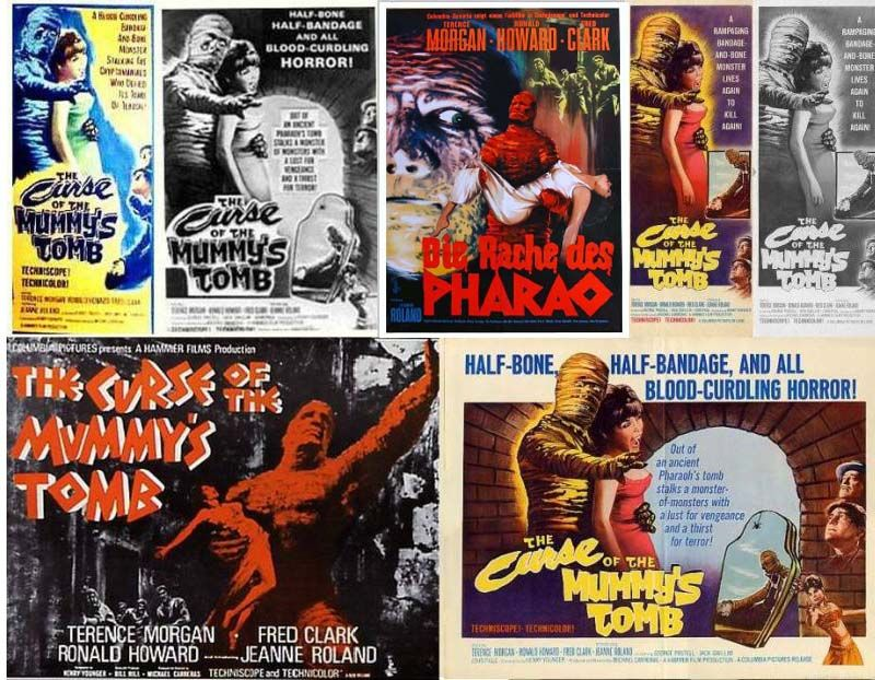 The Curse of the Mummy's Tomb 7
