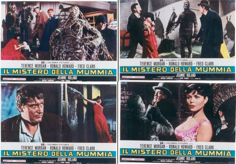 The Curse of the Mummy's Tomb 8