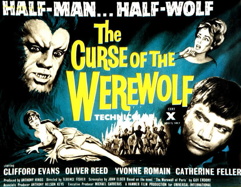 The Curse of the Werewolf 72