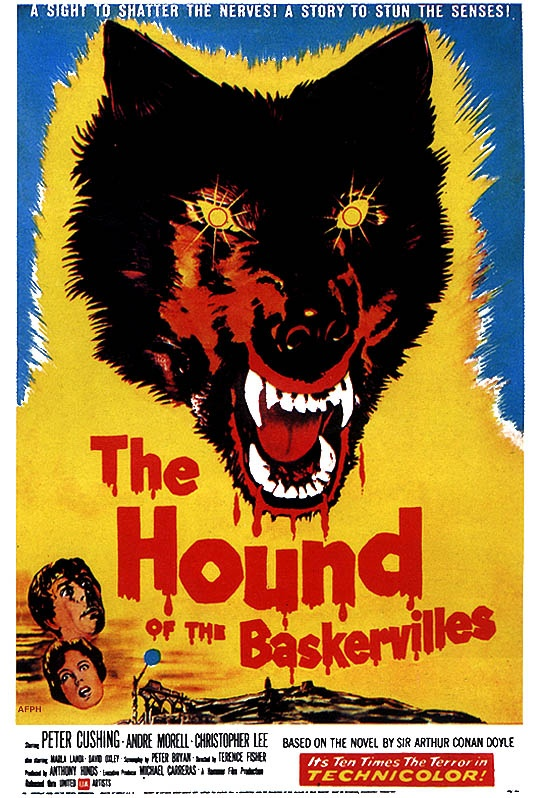 The Hound of the Baskervilles 1959 64