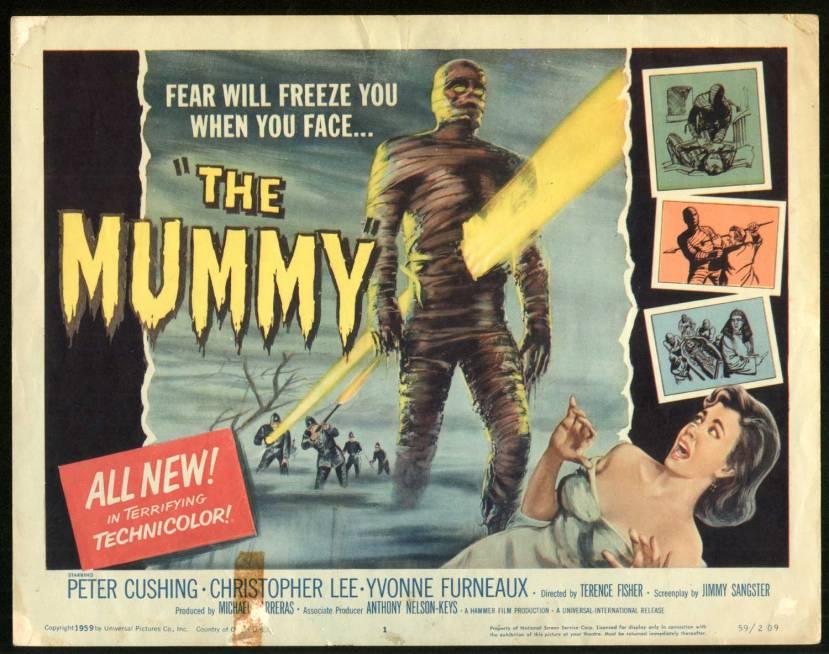 The Mummy 1959-1
