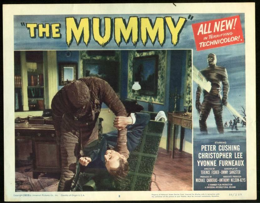 The Mummy 1959-2
