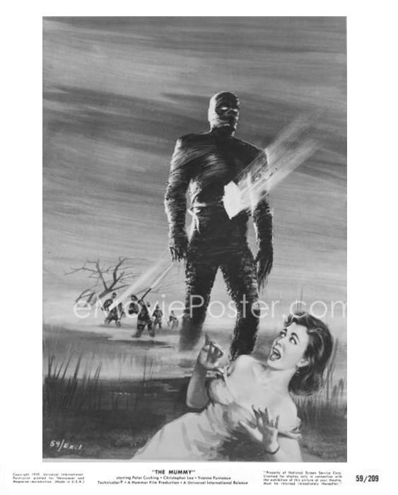 The Mummy 1959-23
