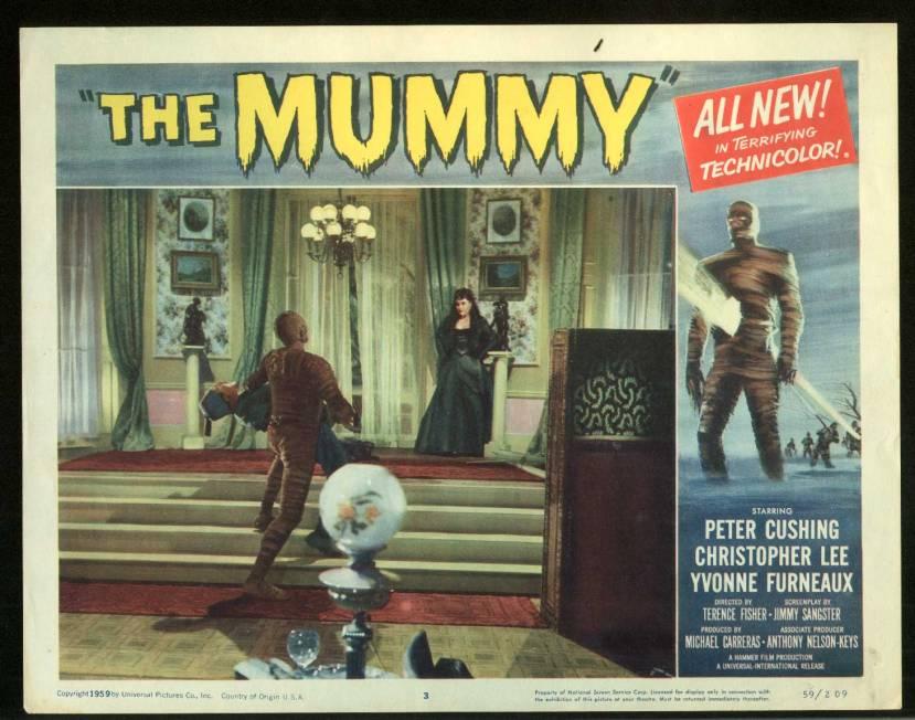 The Mummy 1959-3