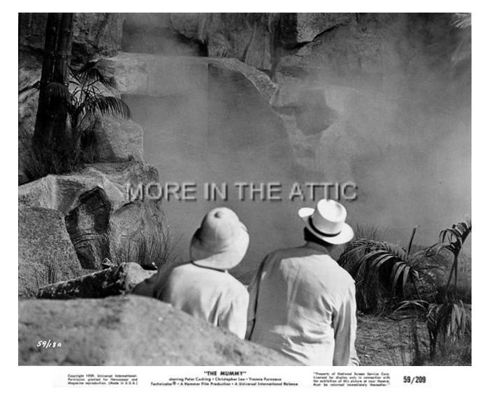 The Mummy 1959-33