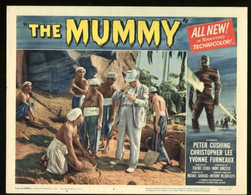 The Mummy 1959-4