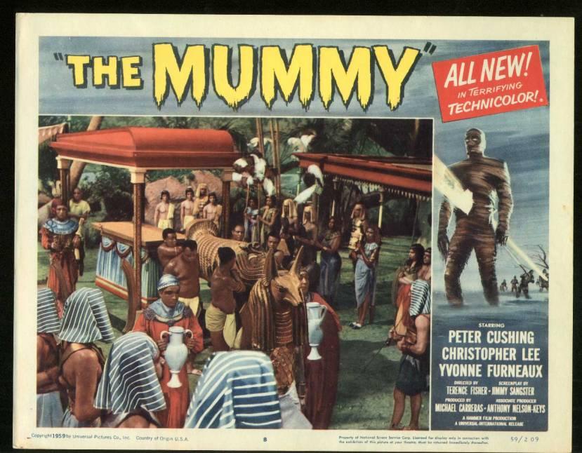 The Mummy 1959-5