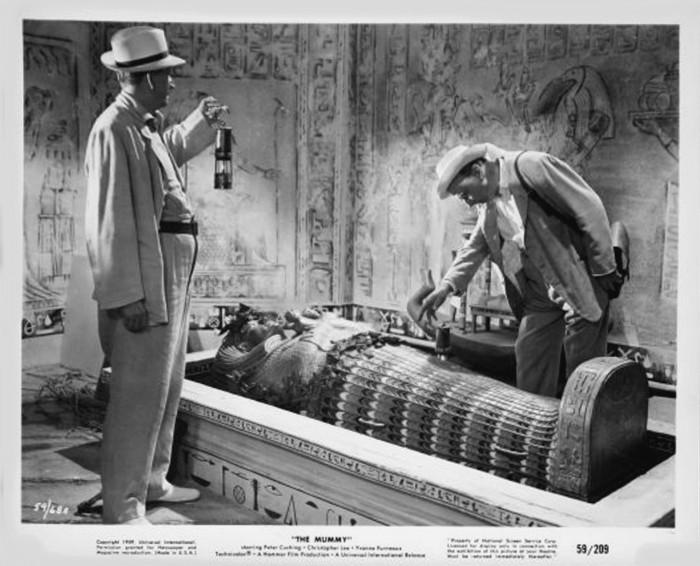 The Mummy 1959-55