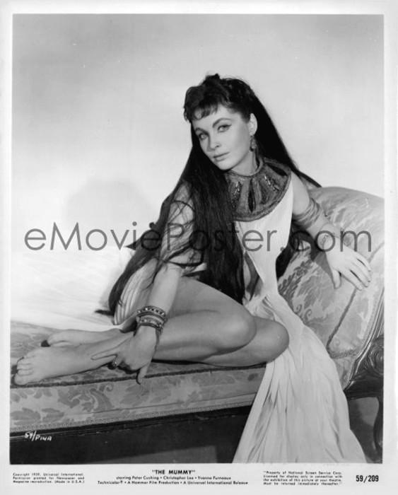 The Mummy 1959-58