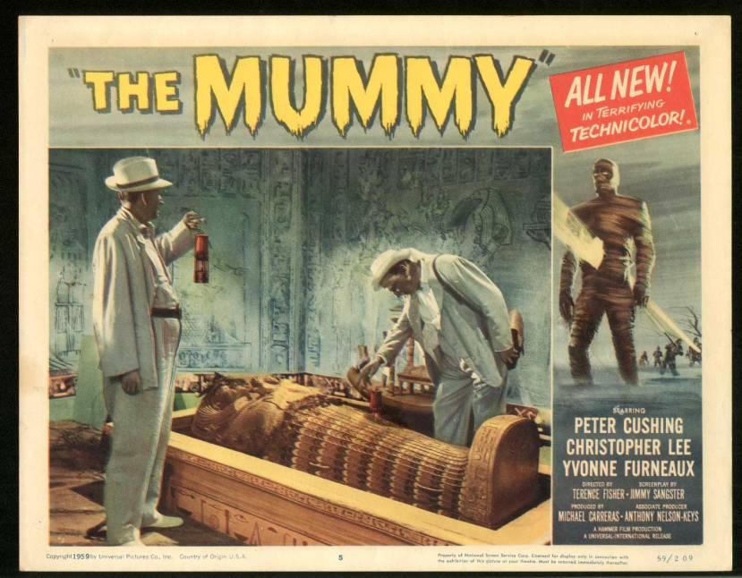 The Mummy 1959-6