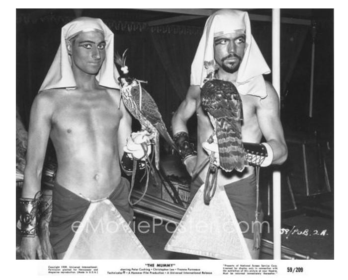 The Mummy 1959-64