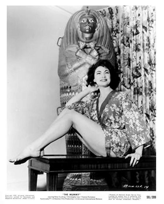 The Mummy 1959-65