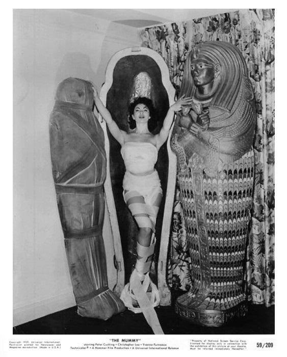 The Mummy 1959-66
