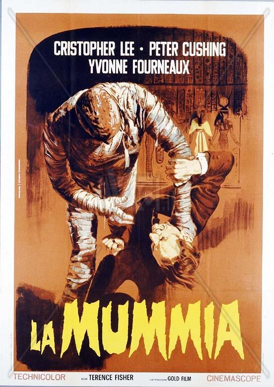 The Mummy 1959-67