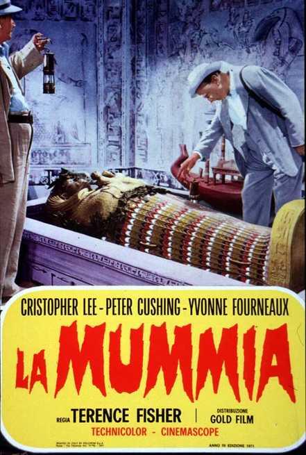 The Mummy 1959-68