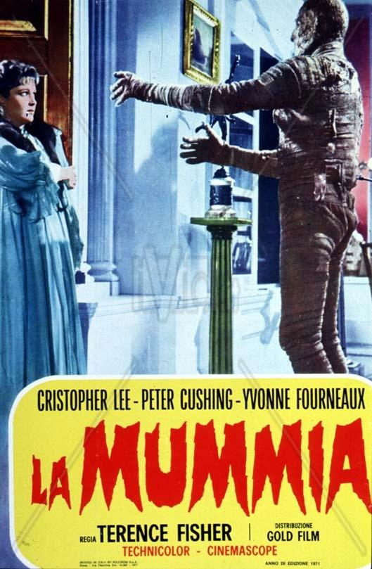 The Mummy 1959-69