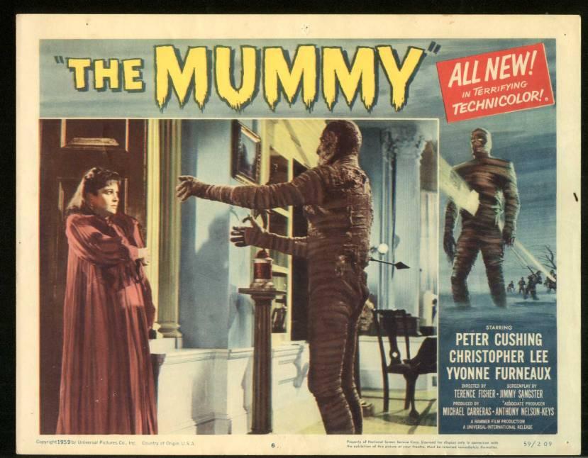 The Mummy 1959-7