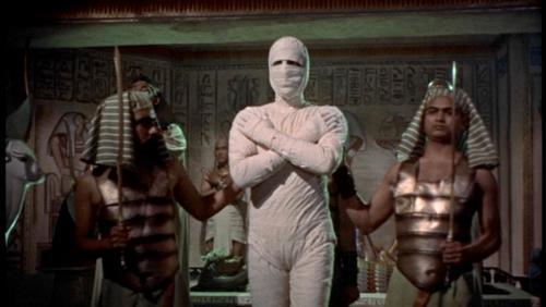The Mummy 1959-71