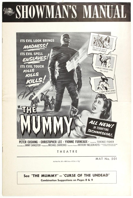 The Mummy 1959-75