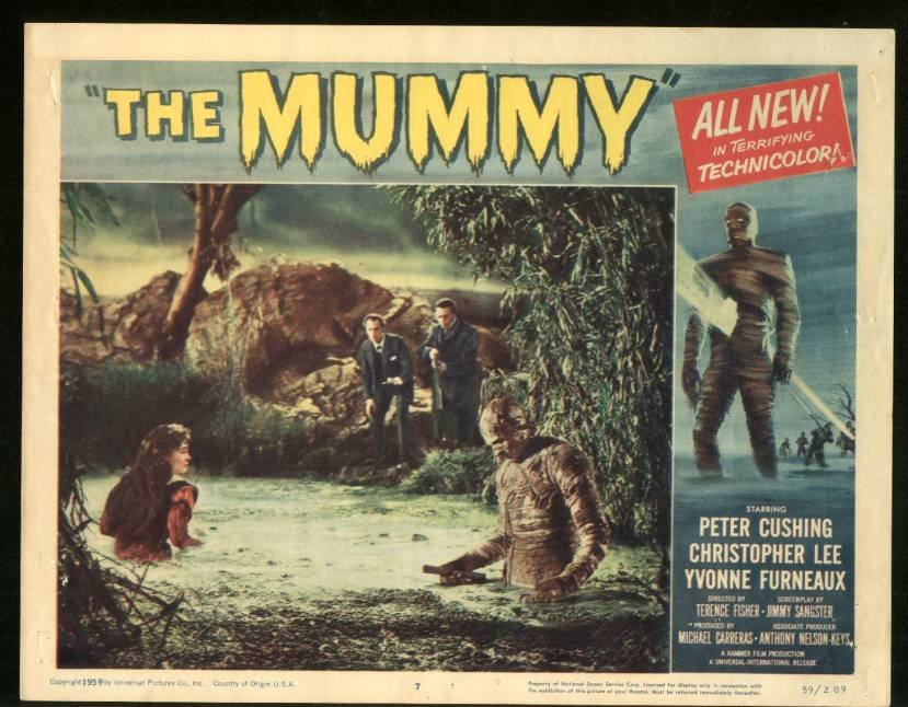 The Mummy 1959-8