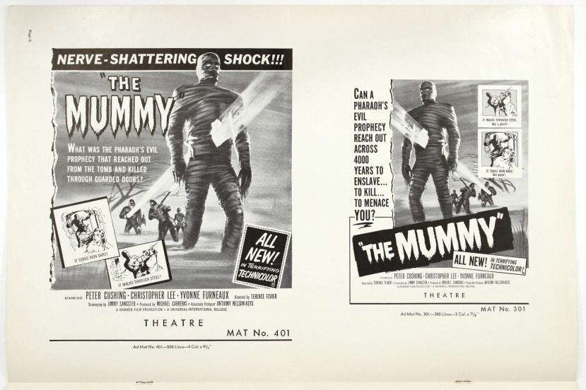The Mummy 1959-80