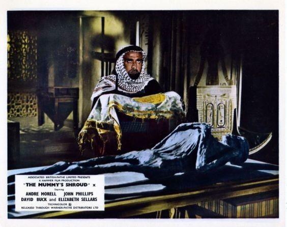 The Mummy's Shroud 1