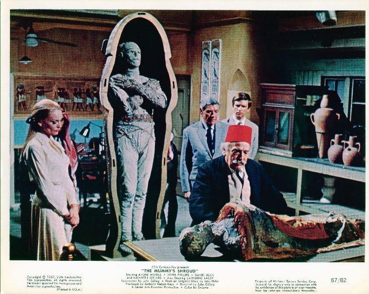 The Mummy's Shroud 11