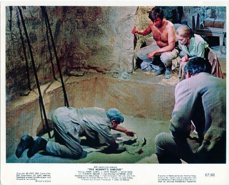 The Mummy's Shroud 12