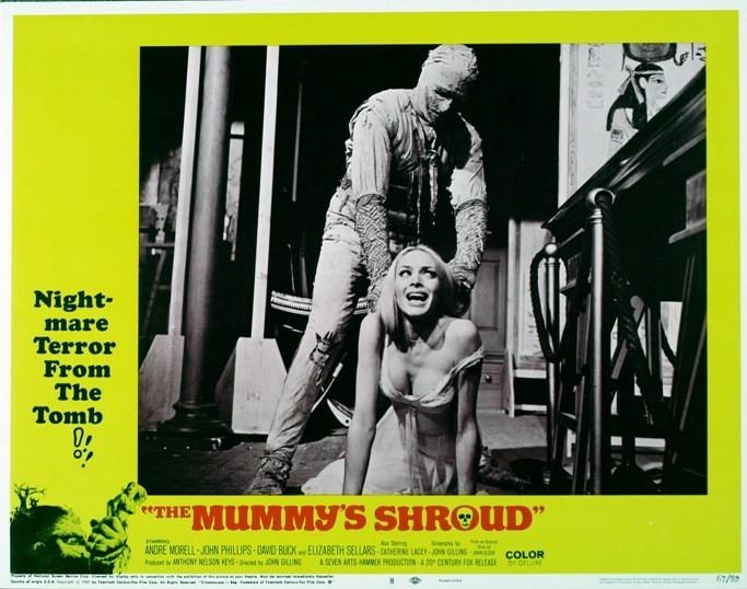 The Mummy's Shroud 13