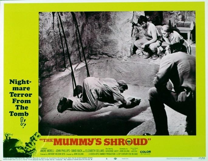 The Mummy's Shroud 14