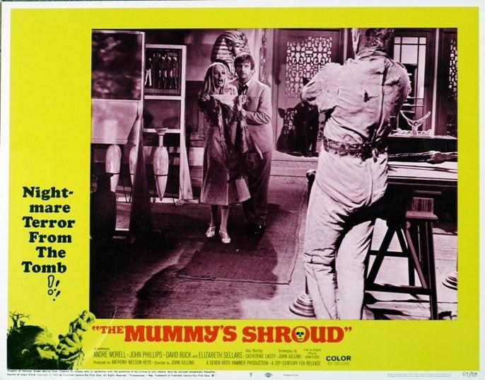 The Mummy's Shroud 15