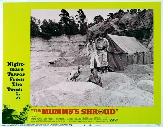 The Mummy's Shroud 16