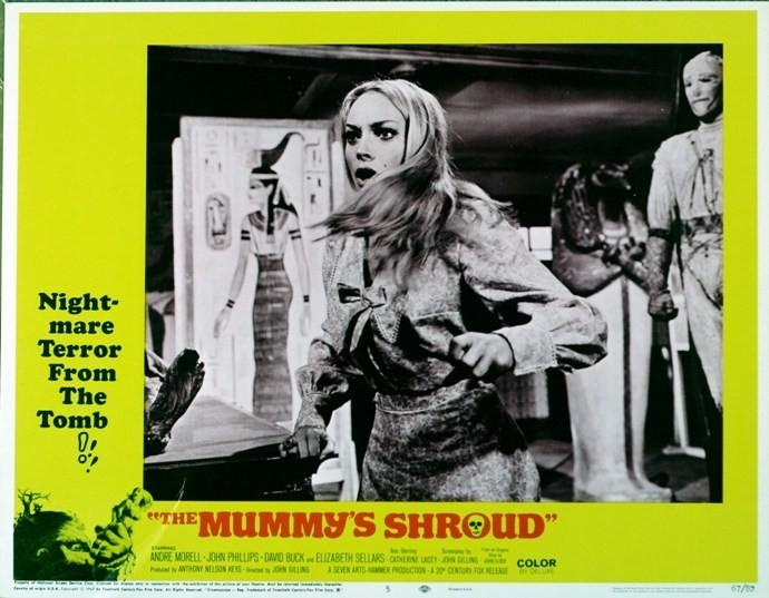 The Mummy's Shroud 17