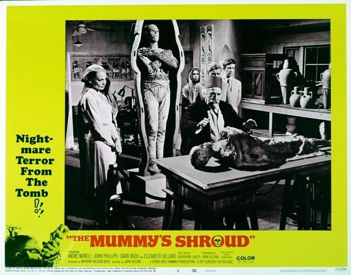 The Mummy's Shroud 18
