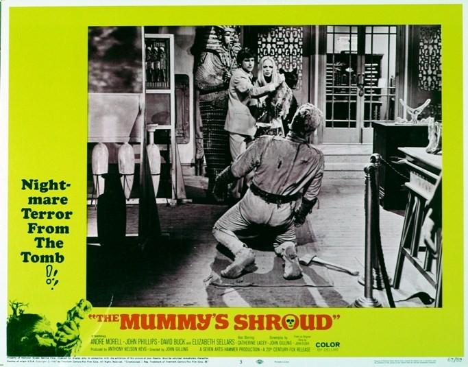 The Mummy's Shroud 19