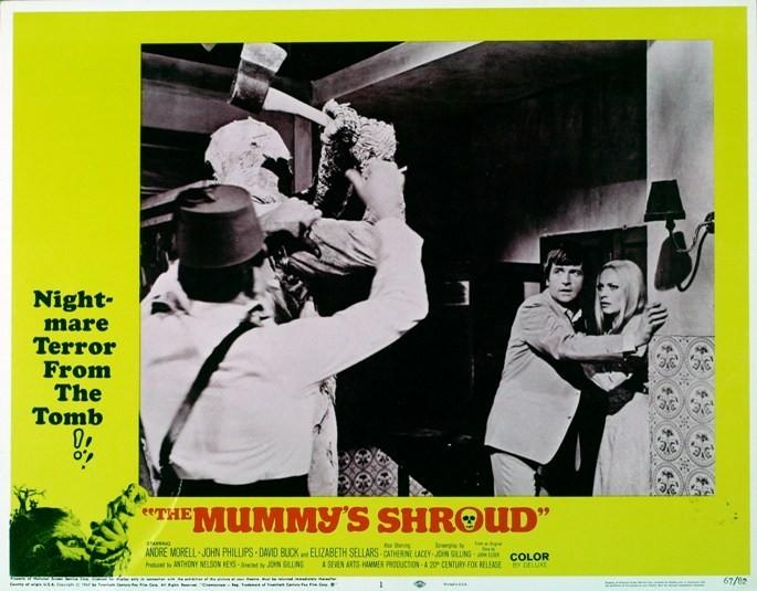 The Mummy's Shroud 20