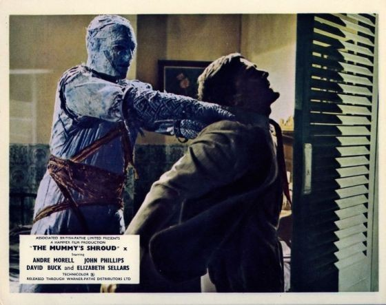 The Mummy's Shroud 4