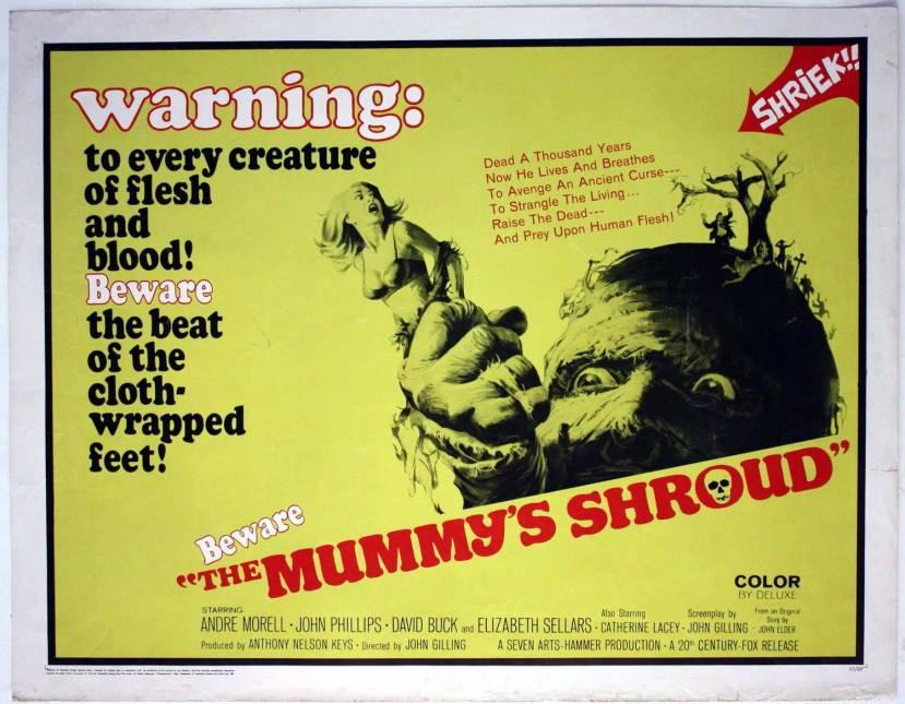 The Mummy's Shroud 47
