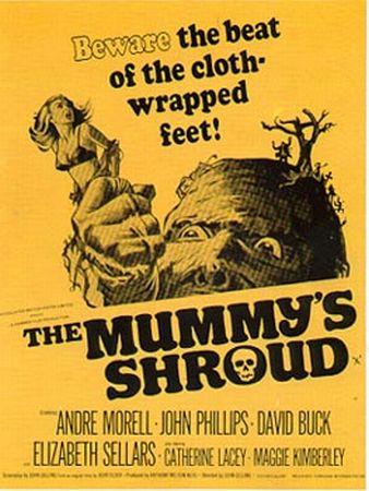 The Mummy's Shroud 48