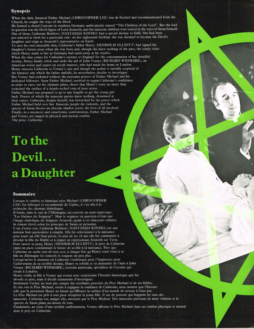 To the Devil a Daughter 31