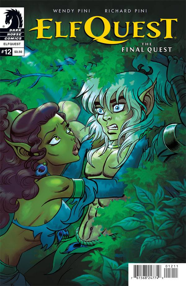 ElfQuest The Final Quest #12