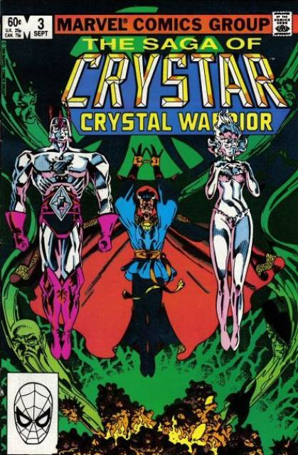 The Saga of Crystar, Crystal Warrior #3