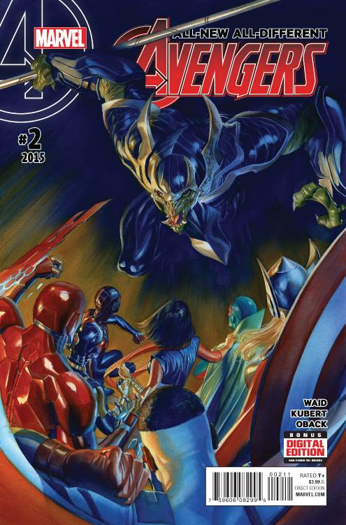 All New, All Different Avengers #2