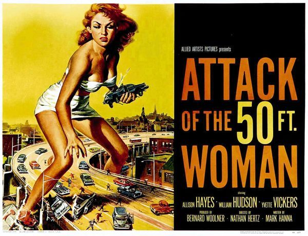 Attack of the 50 Foot Woman1