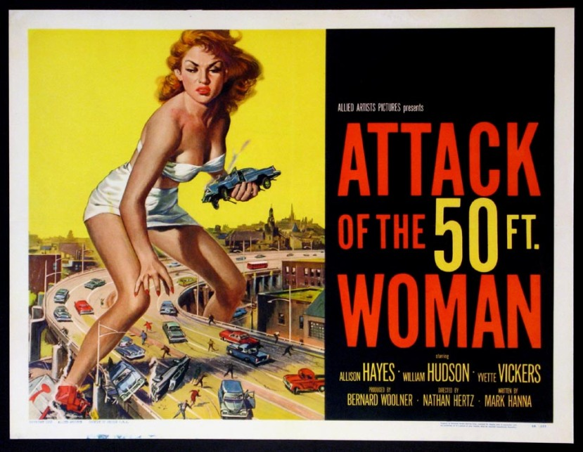 Attack of the 50 Foot Woman3