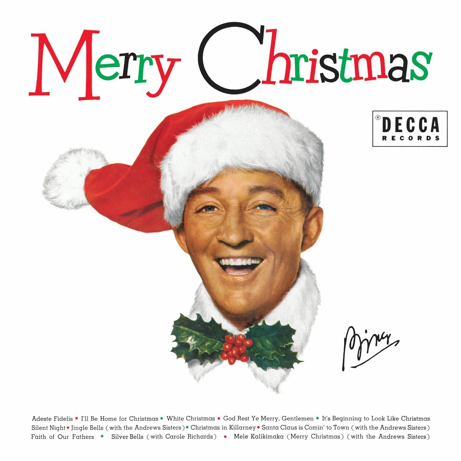 Sunday Sessions – Bing Crosby, The King of Christmas – The Telltale Mind