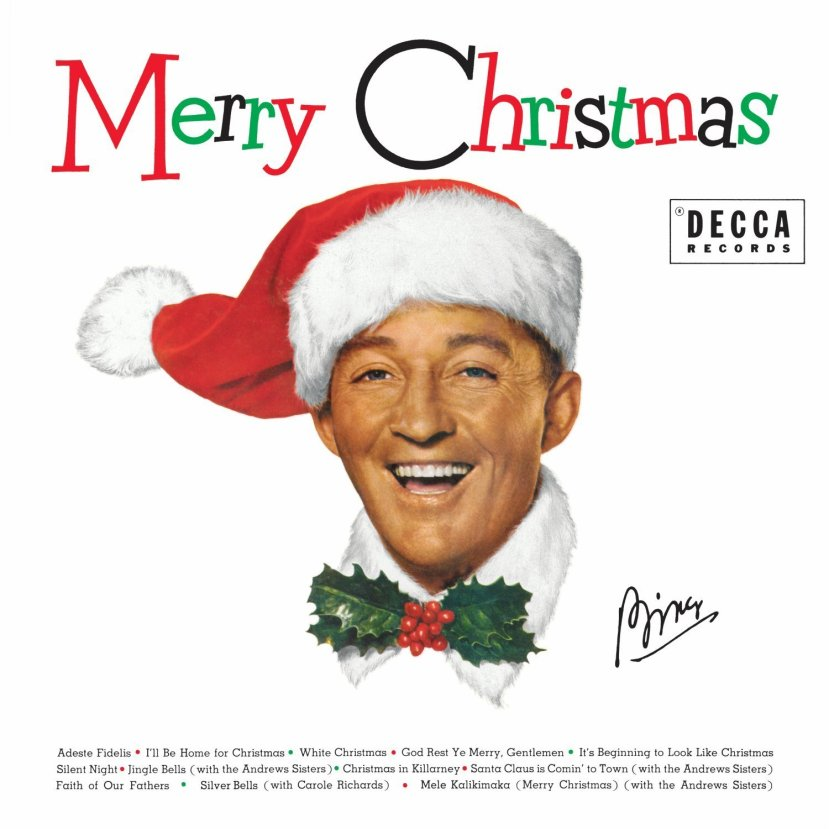 Bing Crosby Merry Christmas