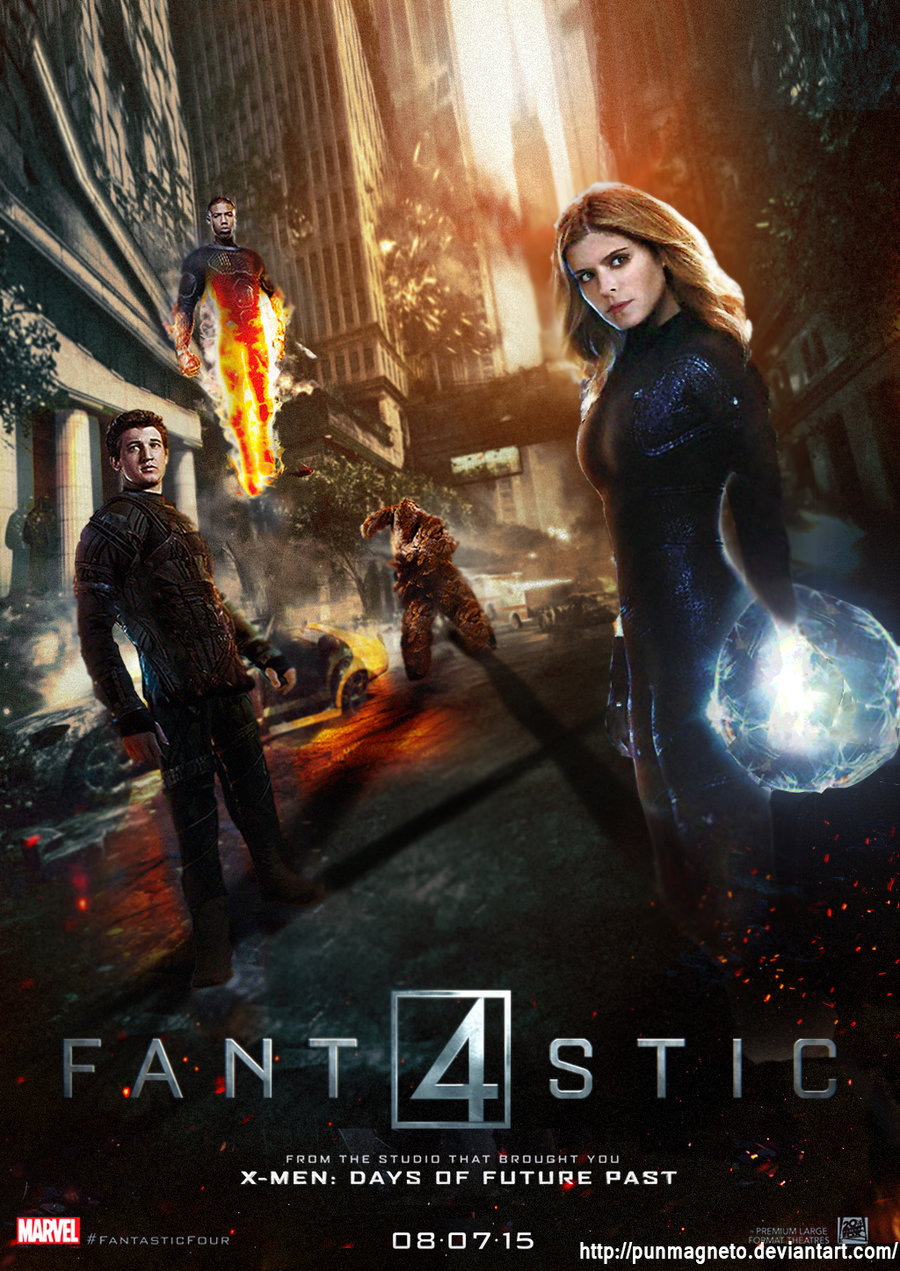 fantastic four Fantastic four summary of box office results, charts and release information and related links.