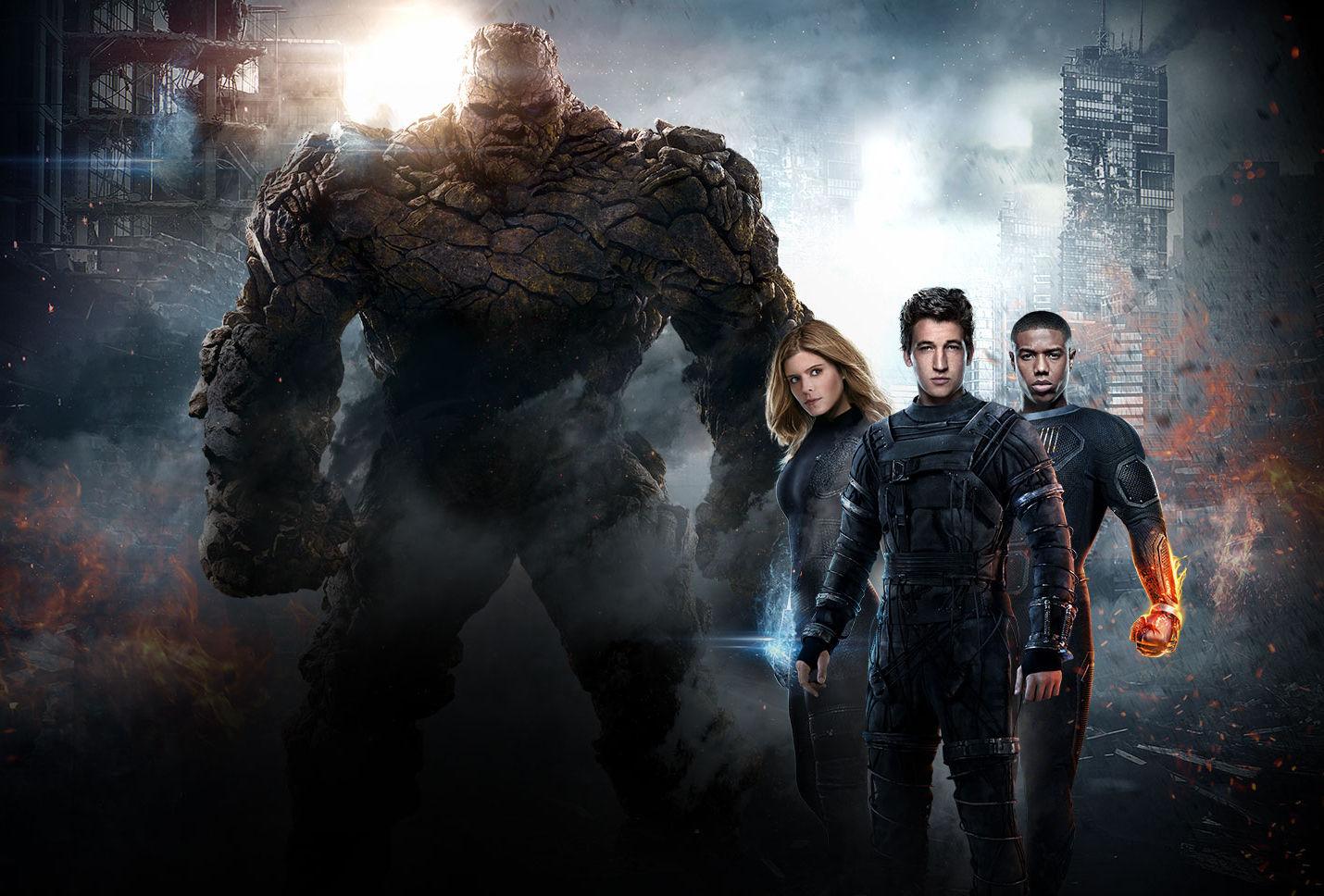 Fantastic Four (2015) – The Visuals – The Telltale Mind